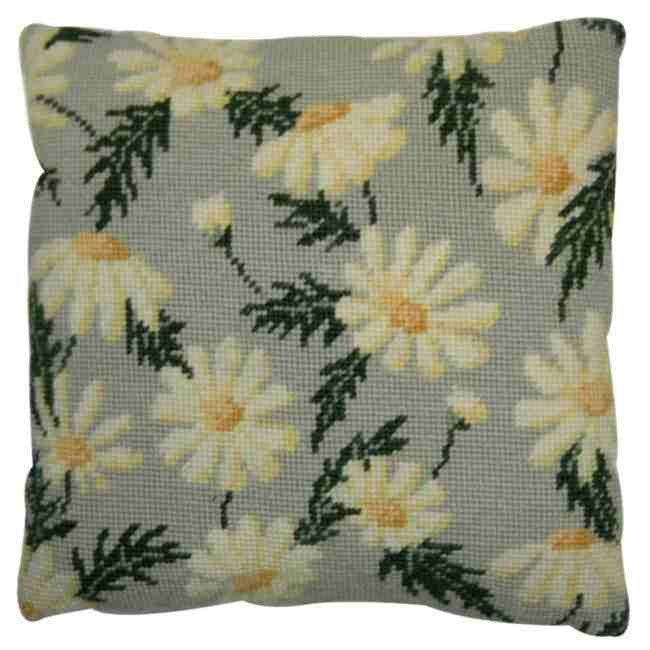 Marguerite Herb Pillow