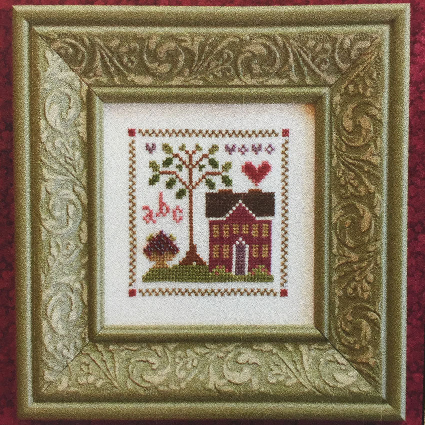Heart and Home Sampler