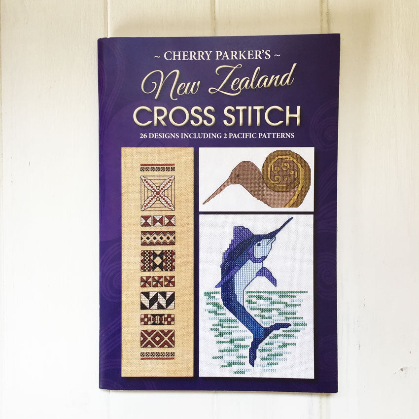 Cherry Parker's New Zealand Cross Stitch