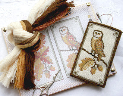 Owl Spectacle Case