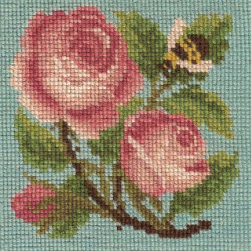 Rose and Bee Mini