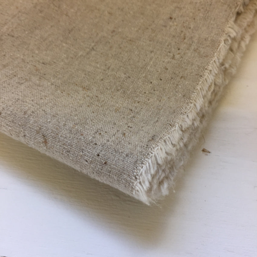 Rustic Cotton/Linen