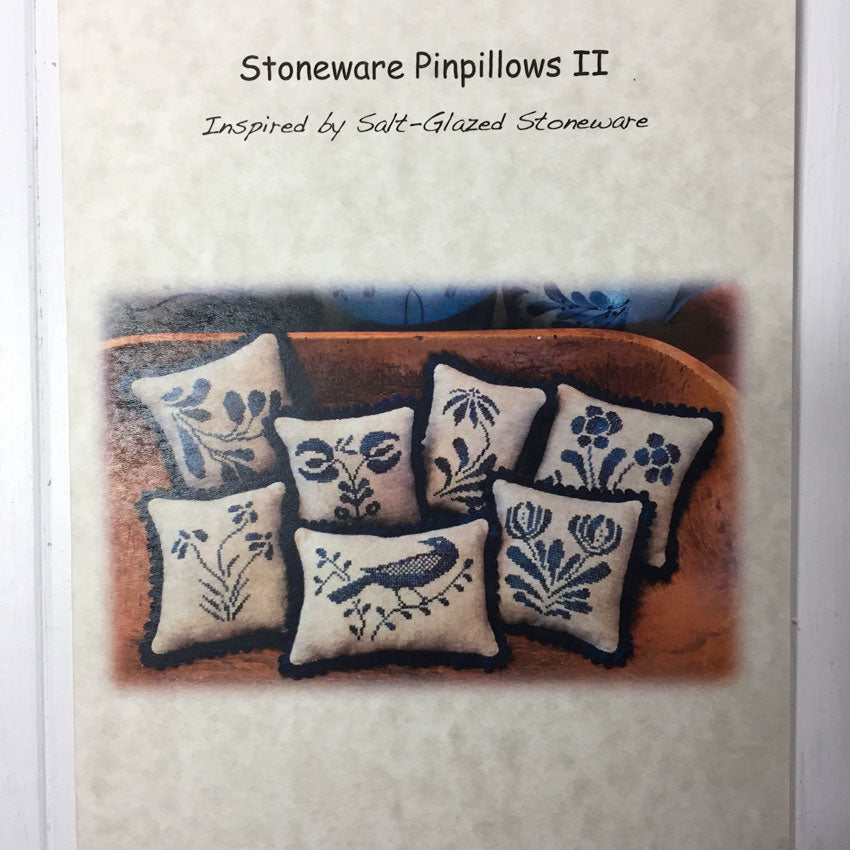 Stoneware Pinpillows II