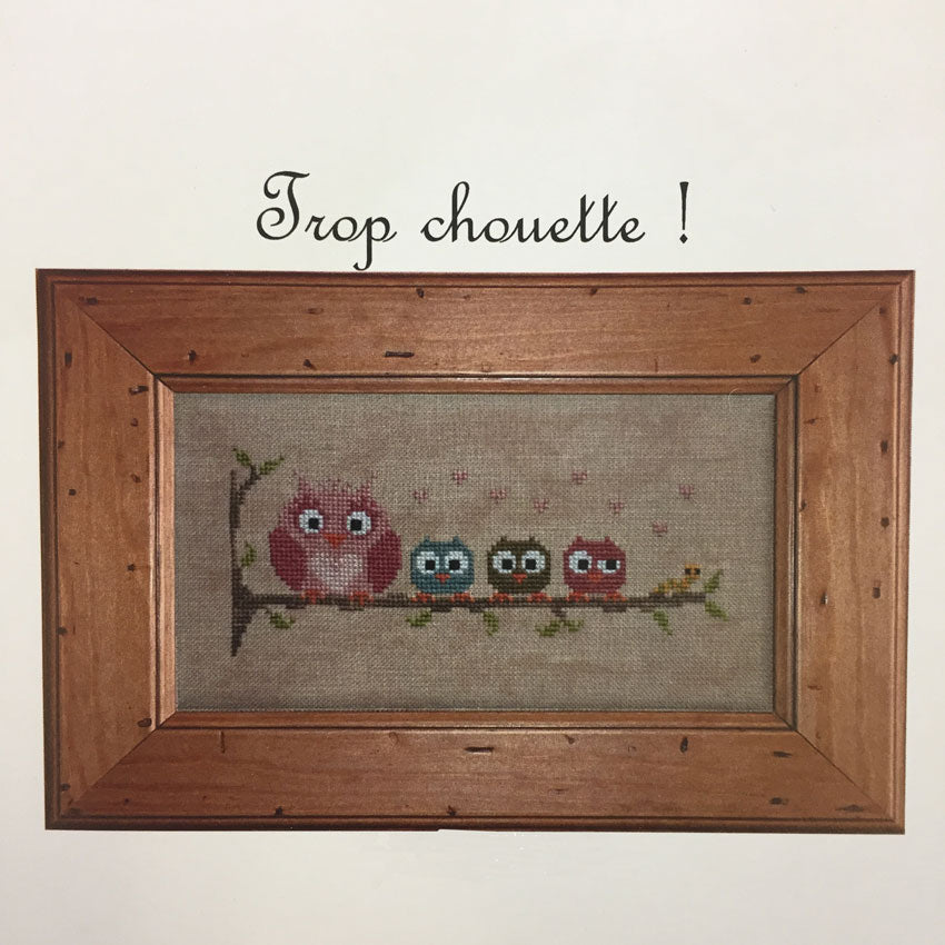 Trop Chouette - out of stock