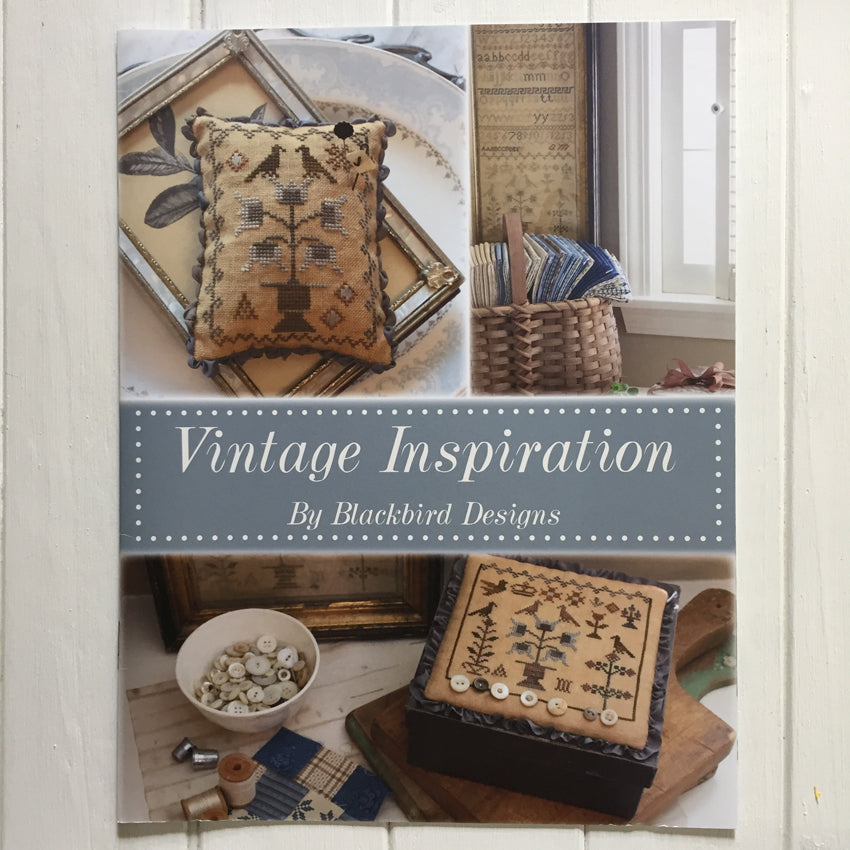 Vintage Inspiration Booklet