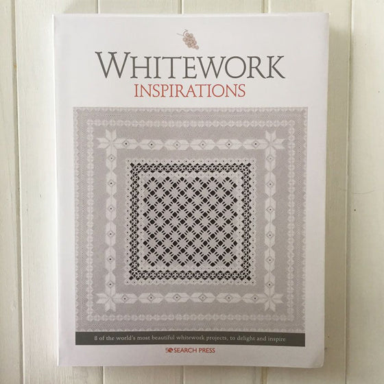 Inspirations - Whitework
