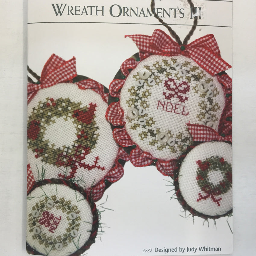 Wreath Ornaments III