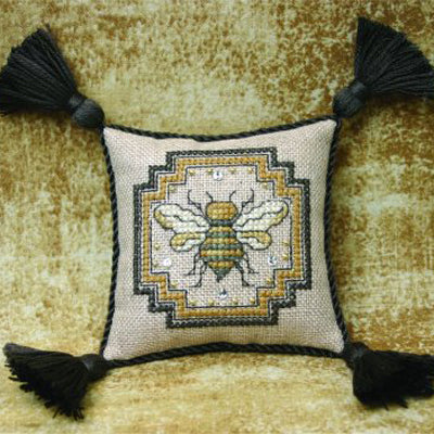 Bee Pincushion