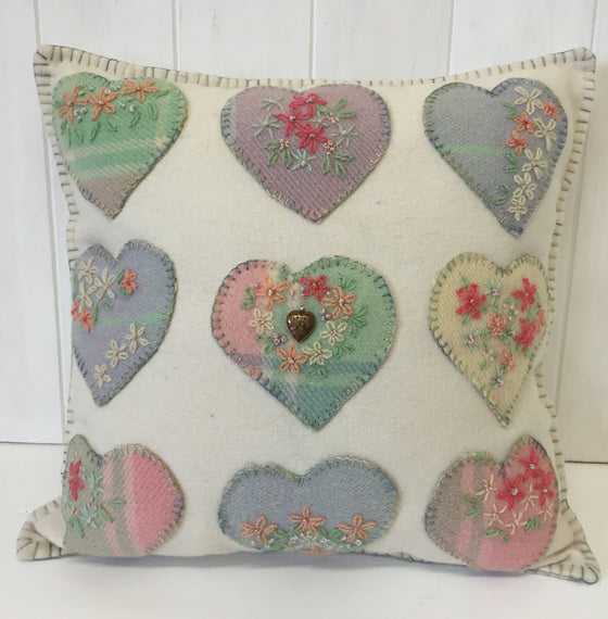 Heartfelt Cushion