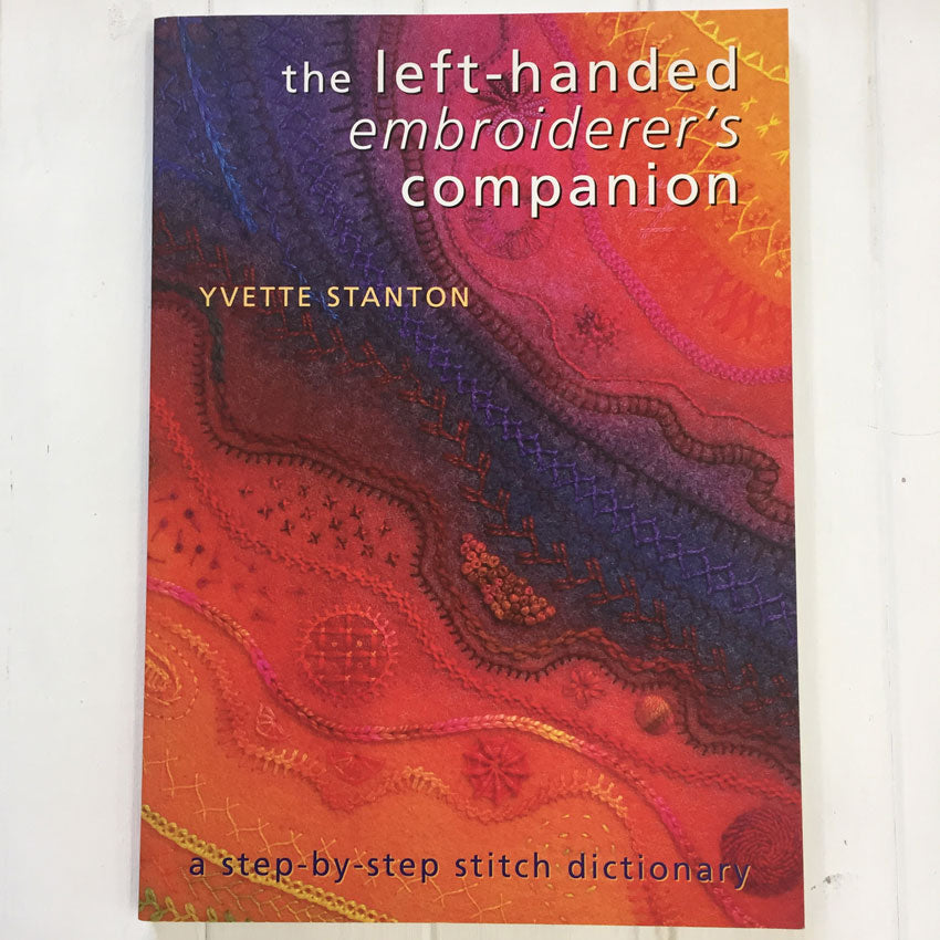 Left Handed Embroiderer's Companion