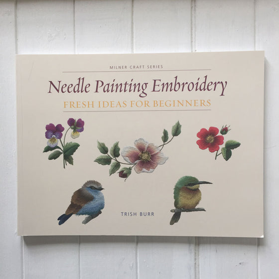 Needlepainting Embroidery: Fresh Ideas for Beginners