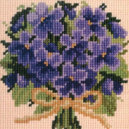Posy of Violets Mini