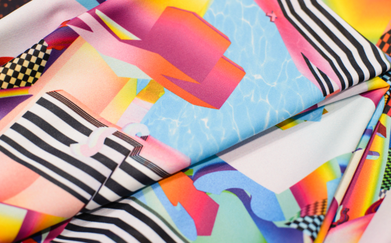 TrapperKeeper fabric