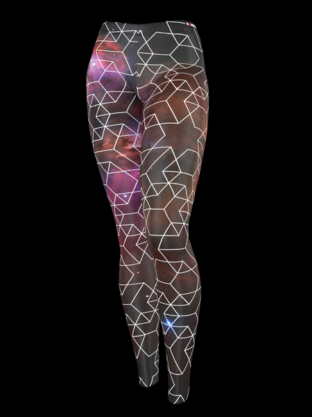 AstralChic leggings front view