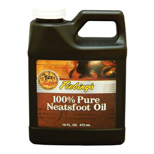 100% PURE NEATSFOOT OIL 16-OZ-07821456