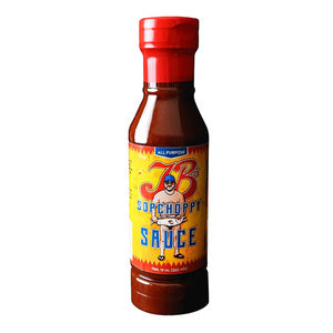 JB'S SOPCHOPPY SAUCE 12-OZ BOTTLE-08242993