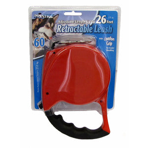 RETRACTABLE COMFORT LEASH UP TO 60 LBS.-08600065