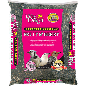 WILD DELIGHT ADVANCED FORMULA FRUIT N' BERRY 5-LB BAG-08620059