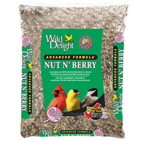 WILD DELIGHT NUT N' BERRY 8-LB BAG-08620117