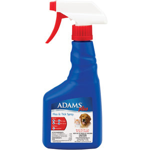 ADAMS PLUS FLEA & TICK SPRAY - 16 OZ.-08642199