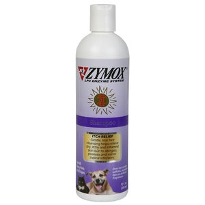 ZYMOX SHAMPOO WITH VITAMIN D FOR ITCHY INFLAMED SKIN, 12-OZ BOTTLE-08642492