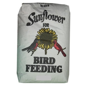 BLACK OIL SUNFLOWER SEEDS 25LB BAG-13701836