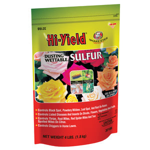 DUSTING WETTABLE SULFUR 4-LBS-13800618