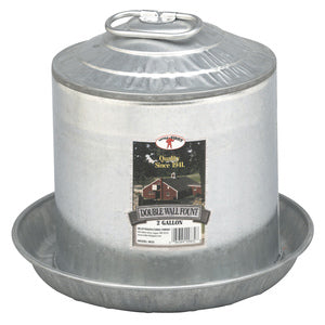 DOUBLE WALL FOUNT 2 GALLON-22610201