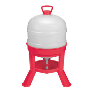 MILLER 8 GALLON PLASTIC DOME WATERER-22611502