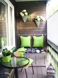 Great Privacy Ideas For Your Small Deck Space