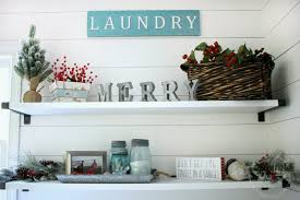 Some Cute Laundry Decor Ideas!