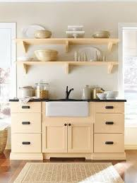 14 Open Kitchen Shelf Idea's