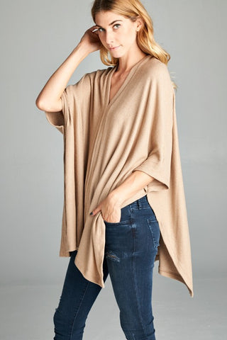 Soft Flowing Tunic Top