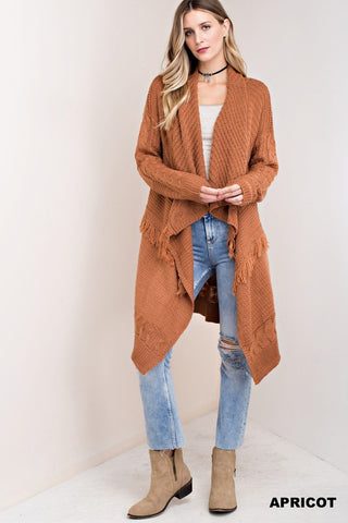 Free Fields Cardigan
