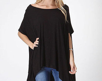 Cherish Oversized Ladies Top