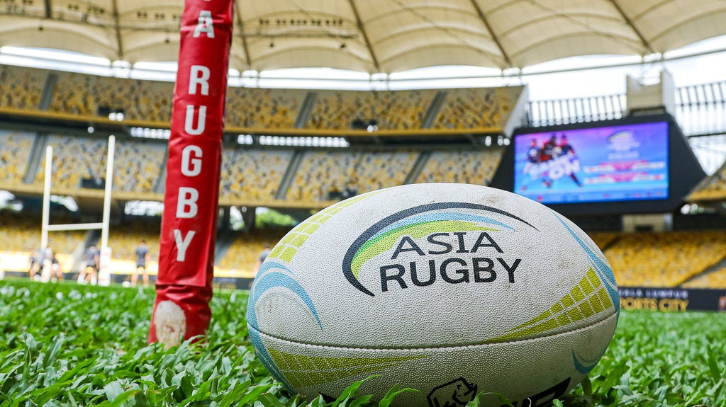 Rhino signs five-year match ball deal with Asia Rugby