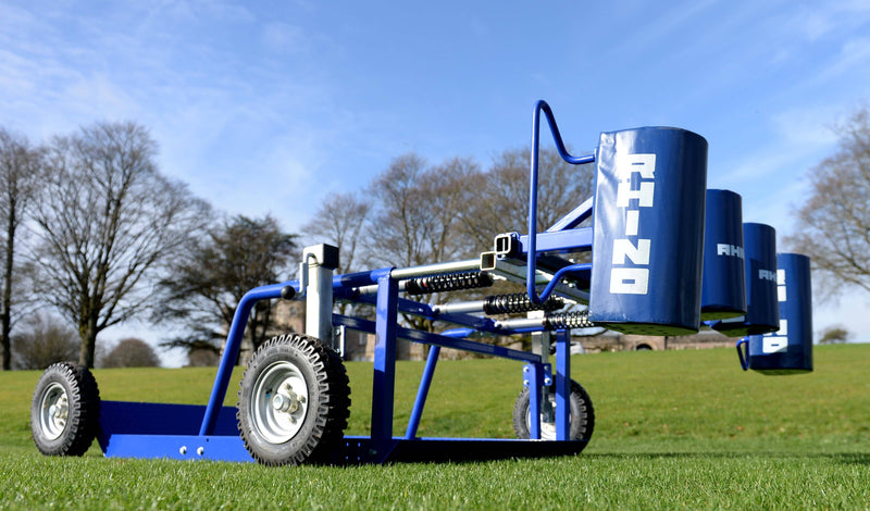 Rhino launch Powahouse scrum sled in UK