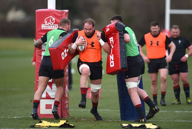 Win the chance to attend a Wales training session