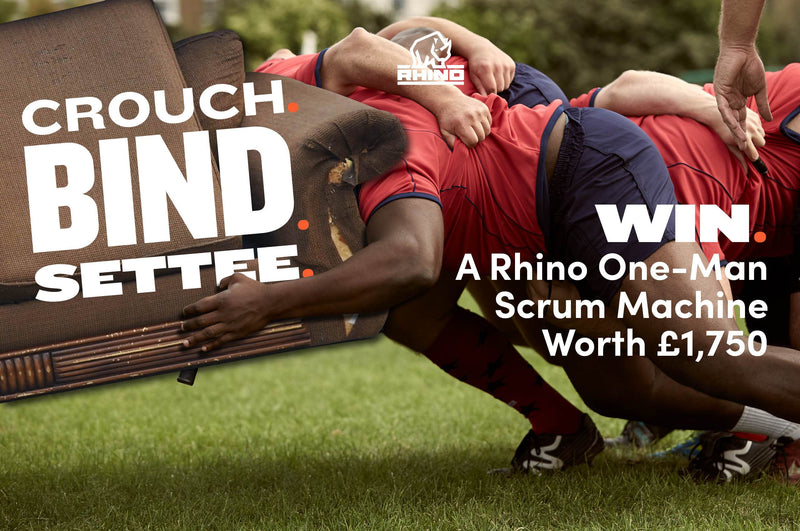 WIN a Rhino One-Man Scrum Machine Sled worth £1,750