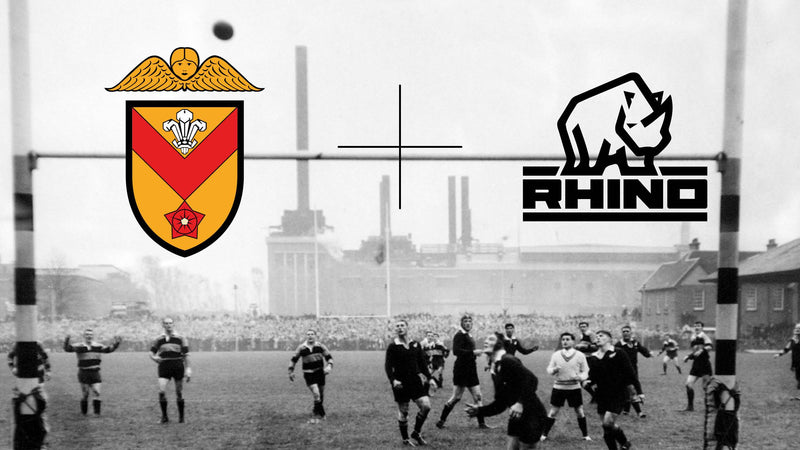 Rhino partners with iconic Welsh rugby club