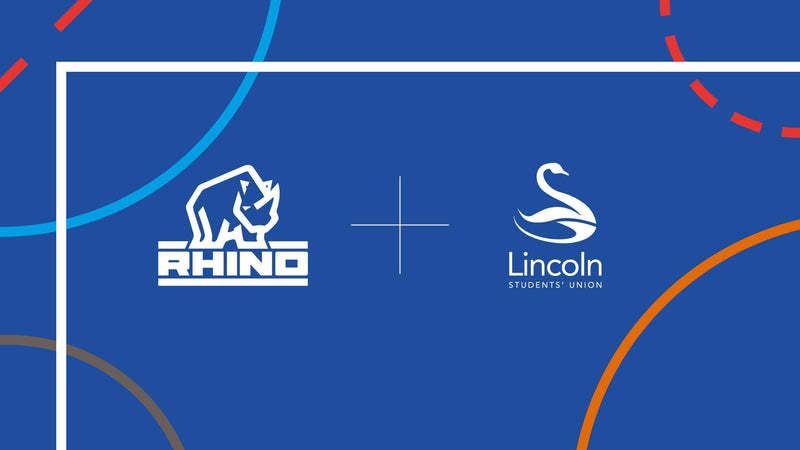 University of Lincoln Students' Union sign three-year teamwear deal with Rhino