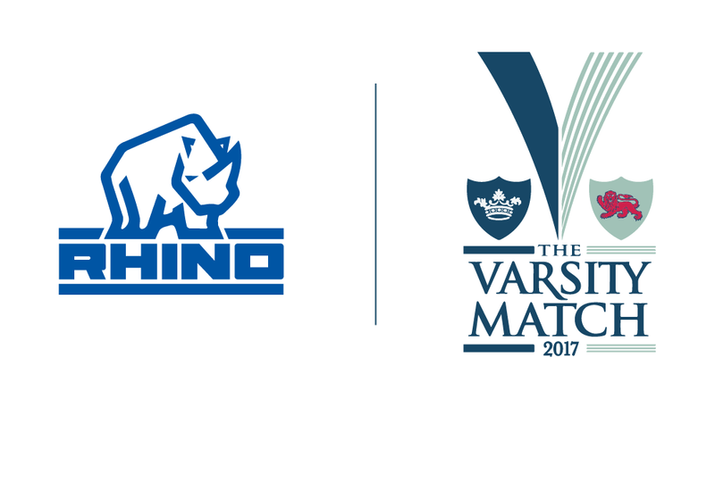 The Varsity Match signs up Rhino
