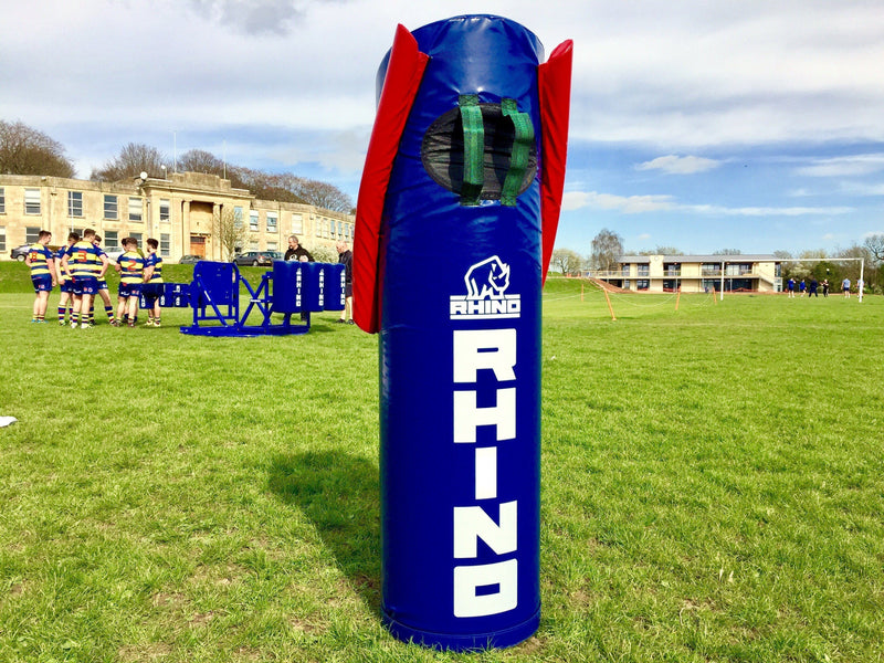 Coaching points: the Rhino Collision King Multi-Skills Bag