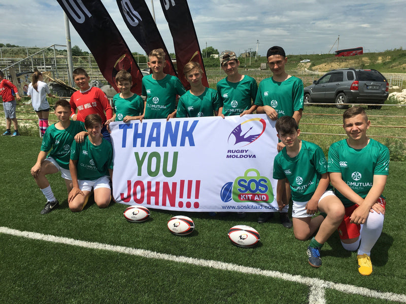 Second finalist announced for 2018 Rhino Grass Roots Rugby Award