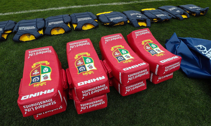 The 1,211 pieces of training equipment used by The British & Irish Lions in New Zealand