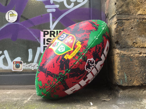 Lions Graffiti Ball
