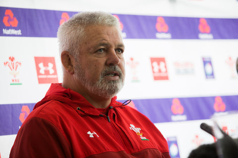 Warren Gatland press conference