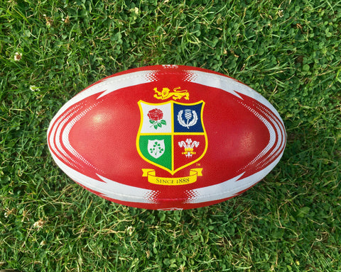 British & Irish Lions red official ball