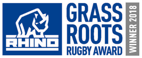 Rhino Grass Roots Rugby Award