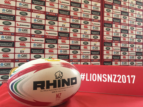 Official British & Irish Lions training ball